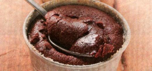 Soufflè cioccolato